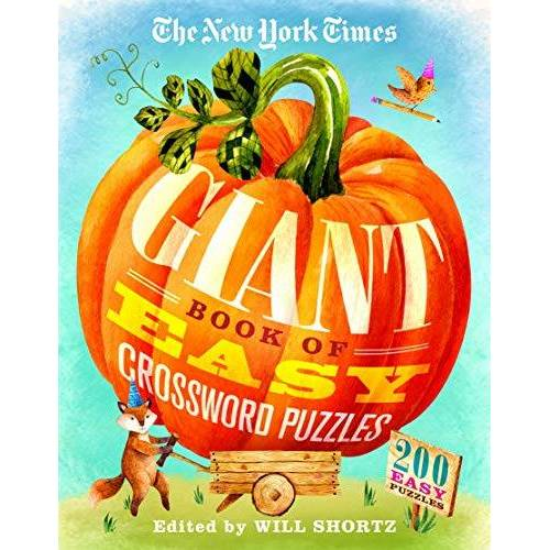 New York Times - The New York Times Giant Book of Easy Crossword Puzzles: 200 Easy Puzzles - Preis vom 03.05.2021 04:57:00 h