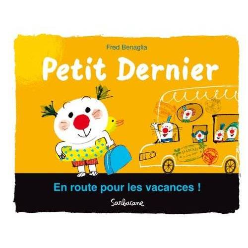 Frédéric Bénaglia - En route pour les vacances ! - Preis vom 13.05.2021 04:51:36 h