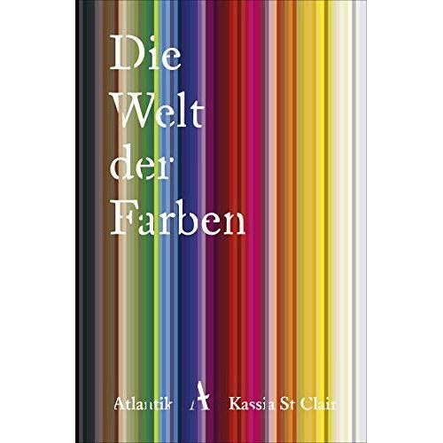 Kassia StClair - Die Welt der Farben - Preis vom 29.05.2020 05:02:42 h