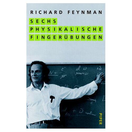 Feynman, Richard P. - Sechs physikalische Fingerübungen - Preis vom 21.10.2020 04:49:09 h