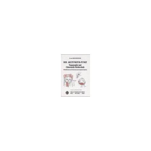 Erich Kitzinger - Der Akupunktur-Punkt - Preis vom 08.05.2021 04:52:27 h