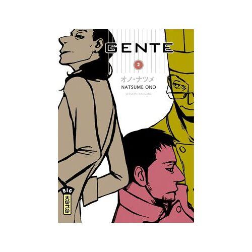 Natsume Ono - Gente, Tome 2 : - Preis vom 22.04.2021 04:50:21 h