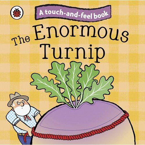 Ladybird - The Enormous Turnip: Ladybird Touch and Feel Fairy Tales (Ladybird Tales) - Preis vom 21.10.2020 04:49:09 h