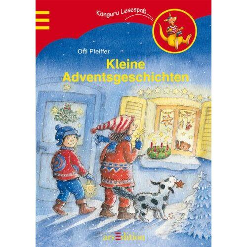 Otti Pfeiffer - Kleine Adventsgeschichten - Preis vom 20.10.2020 04:55:35 h