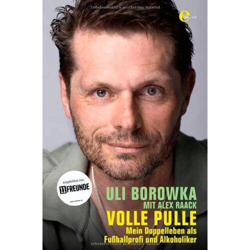 Uli Borowka - Uli Borowka (Bundle: Buch + E-Book): Volle Pulle. Mein Doppelleben als Fußballprofi und Alkoholiker - Preis vom 15.05.2021 04:43:31 h