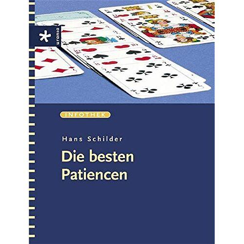Hans Schilder - Die besten Patiencen - Preis vom 28.05.2020 05:05:42 h
