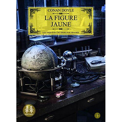 Conan Doyle - Figure Jaune (la)/1cd/Texte intégral - Preis vom 20.10.2020 04:55:35 h