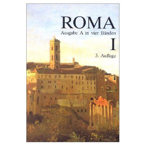 Josef Lindauer - Roma A - neu: Roma, Ausgabe A für Bayern, Bd.1: A I - Preis vom 14.04.2021 04:53:30 h