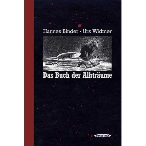 Urs Widmer - Das Buch der Albträume - Preis vom 14.04.2021 04:53:30 h