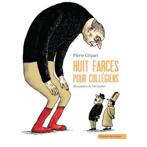 Pierre Gripari - Huit farces pour collégiens - Preis vom 26.01.2021 06:11:22 h