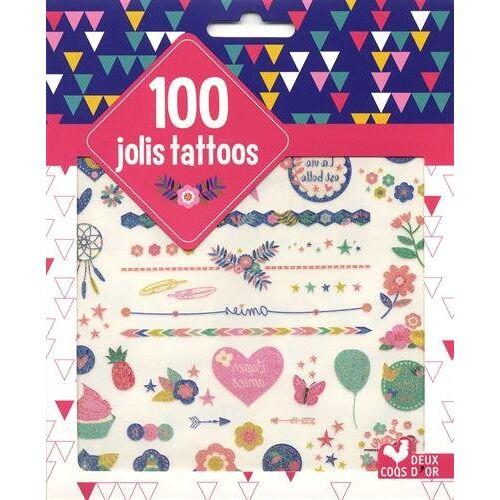- 100 jolis tattoos - Preis vom 05.09.2020 04:49:05 h