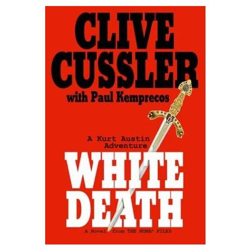 Clive Cussler - White Death (Cussler, Clive) - Preis vom 20.10.2020 04:55:35 h