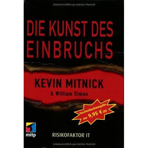 Kevin Mitnick - Die Kunst des Einbruchs - Preis vom 21.10.2020 04:49:09 h