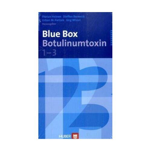 Florian Heinen et al. (Hrsg.) - Blue Box Botulinumtoxin. Blue Book Botulinumtoxin 1: Cerebralparese / Blue Book Botulinumtoxin 2: Rehabilitation / Blue Book Botulinumtoxin 3: Dystonie - Blue Bär Book - Preis vom 25.01.2021 05:57:21 h