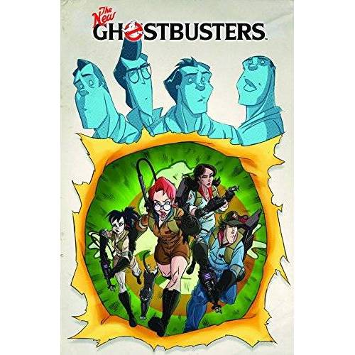 Erik Burnham - Ghostbusters Volume 5: The New Ghostbusters (Ghostbusters Graphic Novels) - Preis vom 21.10.2020 04:49:09 h