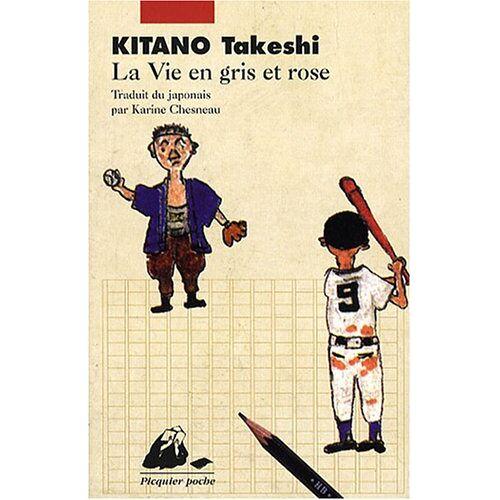 Takeshi Kitano - La Vie en gris et rose - Preis vom 20.01.2021 06:06:08 h