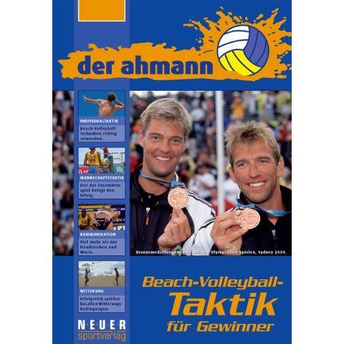 Jörg Ahmann - der ahmann - Beach-Volleyball-Taktik für Gewinner - Preis vom 20.10.2020 04:55:35 h