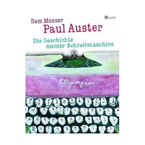 Paul Auster - Die Geschichte meiner Schreibmaschine - Preis vom 19.01.2020 06:04:52 h
