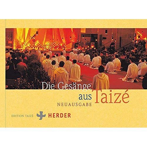 Communauté von Taizé - Die Gesänge aus Taizé - Preis vom 15.04.2021 04:51:42 h