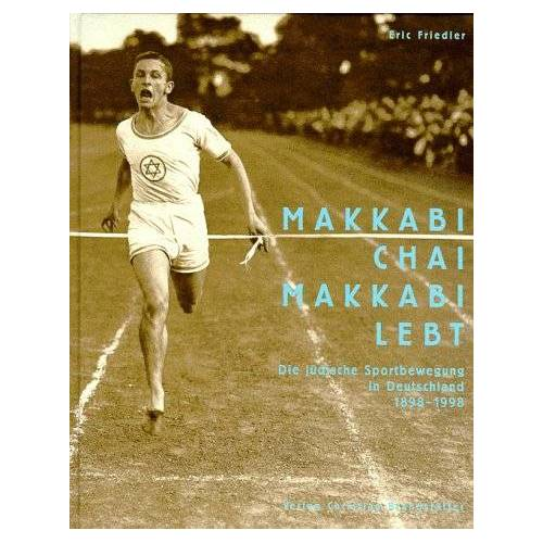 Eric Friedler - Makkabi chai, Makkabi lebt - Preis vom 20.10.2020 04:55:35 h