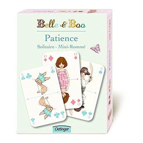Mandy Sutcliffe - Belle & Boo Patience Kartenspiel - Preis vom 25.01.2021 05:57:21 h