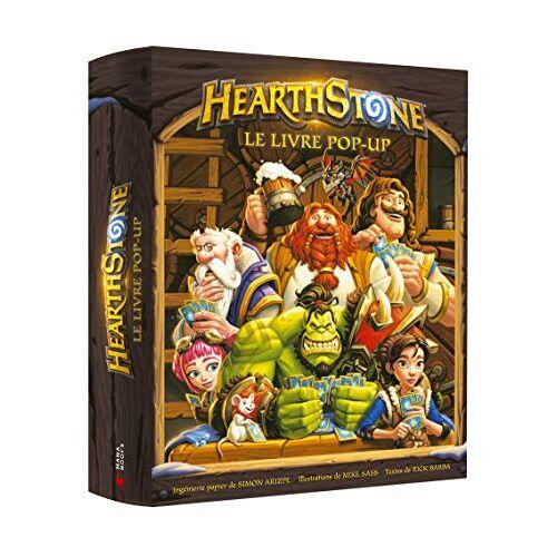 - Hearthstone - Le livre pop-up - Preis vom 18.10.2020 04:52:00 h