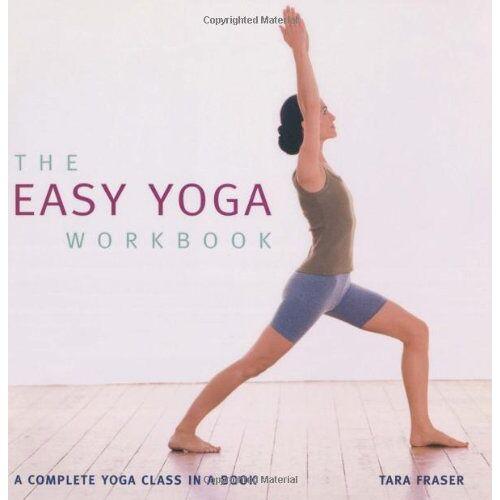 Tara Fraser - Easy Yoga Workbook - Preis vom 15.04.2021 04:51:42 h