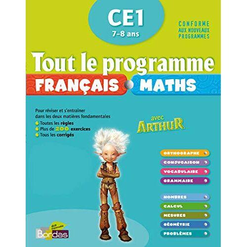 Ginette Grandcoin-Joly - TOUT LE PROGRAMME ARTHUR CE1 - Preis vom 10.05.2021 04:48:42 h