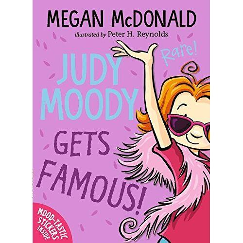 Megan McDonald - McDonald, M: Judy Moody Gets Famous! - Preis vom 20.10.2020 04:55:35 h