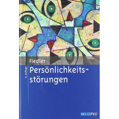 Peter Fiedler - Persönlichkeitsstörungen - Preis vom 25.10.2020 05:48:23 h
