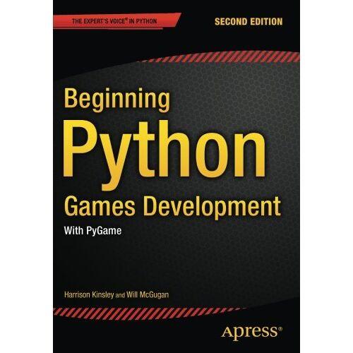 Will McGugan - Beginning Python Games Development, Second Edition: With PyGame - Preis vom 23.01.2021 06:00:26 h