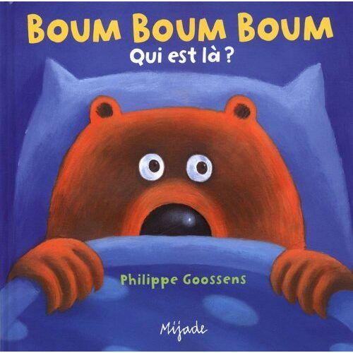Philippe Goossens - boum boum boum qui est la (ALBUMS) - Preis vom 20.10.2020 04:55:35 h