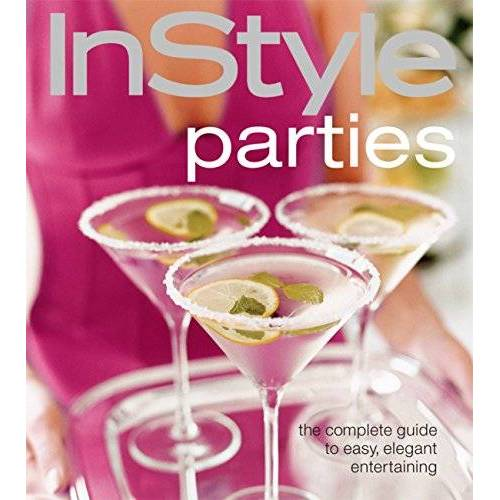 Editors of InStyle Magazine - InStyle Parties - Preis vom 11.04.2021 04:47:53 h