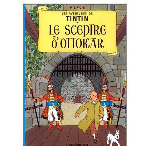 Hergé - Le Sceptre D' Ottakar = King Ottokar's Sceptre (Tintin) - Preis vom 16.04.2021 04:54:32 h