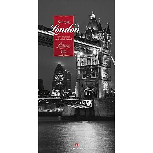 Ackermann Kunstverlag - Swinging London 2017 - Preis vom 09.04.2020 04:56:59 h