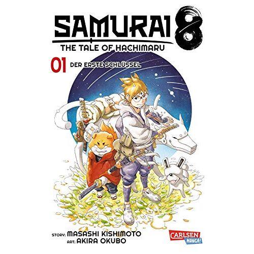 Masashi Kishimoto - Samurai8 1: The Tale of Hachimaru (1) - Preis vom 14.04.2021 04:53:30 h