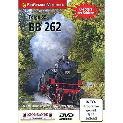 - BB 262 - Die Neubaudampflok für Nebenbahnen - Die Stars der Schiene Folge 89 - Preis vom 10.09.2020 04:46:56 h