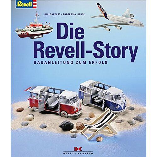 Ulli Taubert - Die Revell-Story: Bauanleitung zum Erfolg - Preis vom 16.01.2021 06:04:45 h