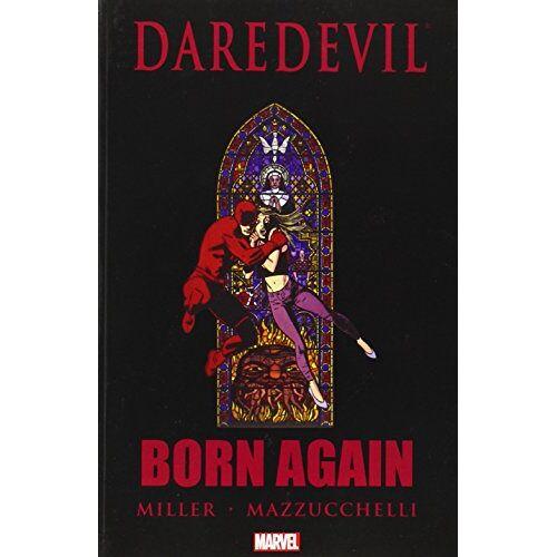 Frank Miller - Daredevil: Born Again (Daredevil; The Devil Inside and Out) - Preis vom 05.09.2020 04:49:05 h