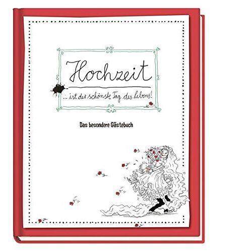 Nicole Hoffart - Hochzeit ist der schönste Tag im Leben - Das besondere Gästebuch: Hochzeitsalbum - Preis vom 26.02.2021 06:01:53 h
