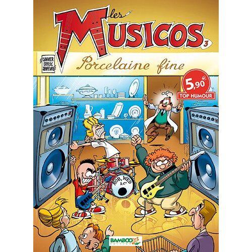 Erroc - Les Musicos, Tome 3 : - Preis vom 20.10.2020 04:55:35 h