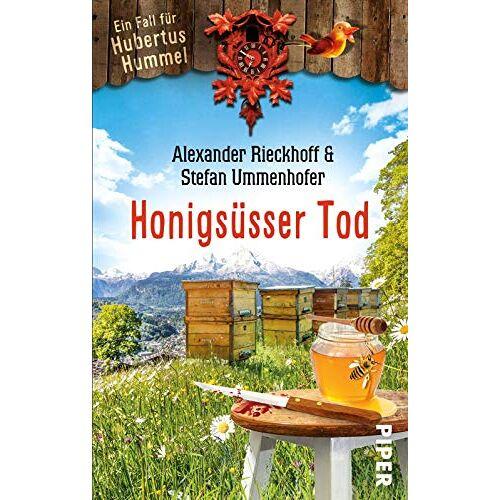 Alexander Rieckhoff - Honigsüßer Tod: Ein Fall für Hubertus Hummel (Hubertus-Hummel-Reihe, Band 7) - Preis vom 18.04.2021 04:52:10 h