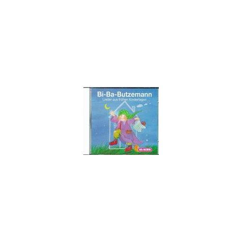 - Bi-Ba-Butzemann: Lieder aus frühen Kindertagen - Preis vom 19.10.2020 04:51:53 h