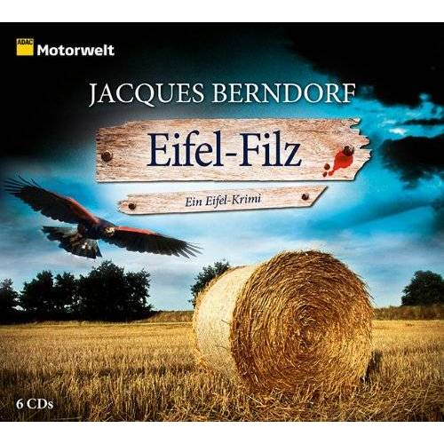 Jacques Berndorf - Eifel-Filz (ADAC Motorwelt Hörbuch) - Preis vom 16.05.2021 04:43:40 h