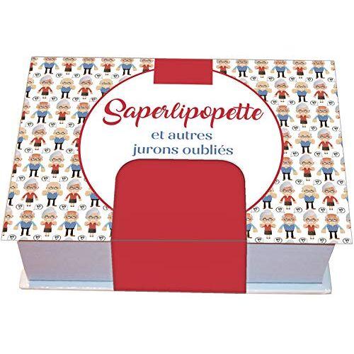 - Minimaniak Saperlipopette et autres jurons oubliés - Preis vom 10.05.2021 04:48:42 h