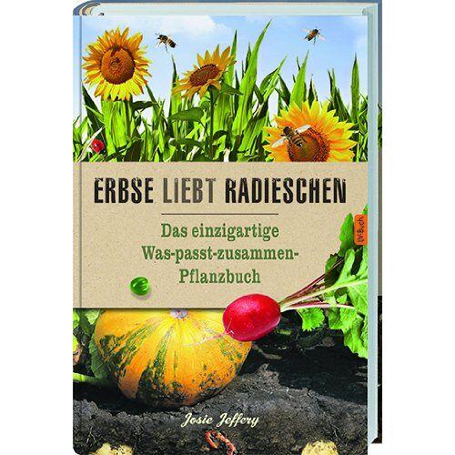 Josie Jeffery - Erbse liebt Radieschen - Preis vom 21.01.2020 05:59:58 h