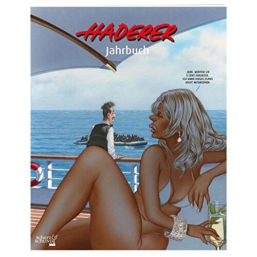 Gerhard Haderer - Haderer Jahrbuch: Nr. 8 (Haderer Jahrbücher) - Preis vom 12.04.2021 04:50:28 h