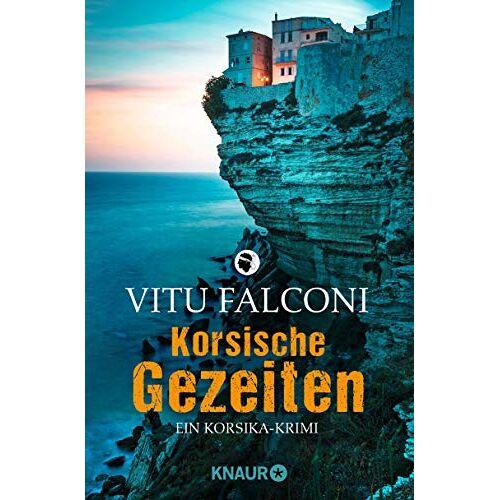 Vitu Falconi - Korsische Gezeiten: Ein Korsika-Krimi (Ein Fall für Eric Marchand, Band 2) - Preis vom 14.04.2021 04:53:30 h