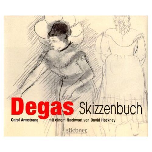 Edgar Degas - Degas' Skizzenbuch - Preis vom 02.07.2020 04:56:47 h