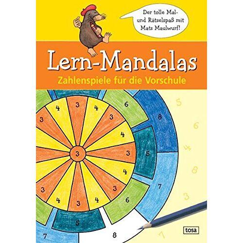 - Lern-Mandalas: Zahlenspiele für die Vorschule - Preis vom 10.05.2021 04:48:42 h
